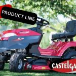 Castlegarden Ride-on Mowers from Barlows Country Store, Macclesfield, Cheshire