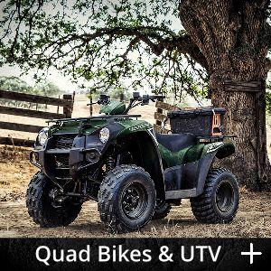 Quad Bikes & UTV