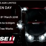 Barlows Agri Open Day 2018 at Yew Tree Works, Marton, Macclefield, Cheshire, UK