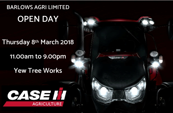 Barlows Agri Open Day 2018