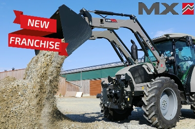 Barlows Agri Ltd become MX main dealers for Cheshire, UK