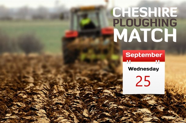 Barlows Agri at Cheshire Ploughing Match