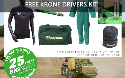 Free Krone Big Pack Drivers Kit