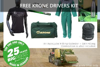 Free Krone Big Pack Drivers Kit