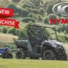 New Franchise - Kymco ATVs