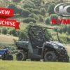 New Franchise - Kymco ATVs