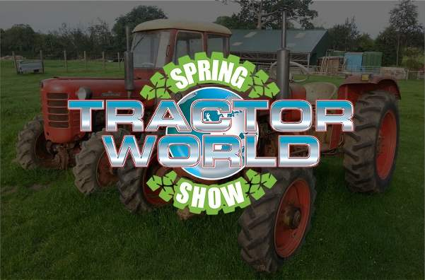 Barlows Agri at The Tractor World Show