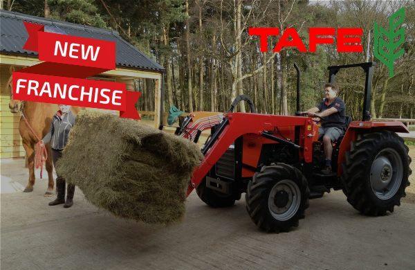 New Franchise Tafe Tractors
