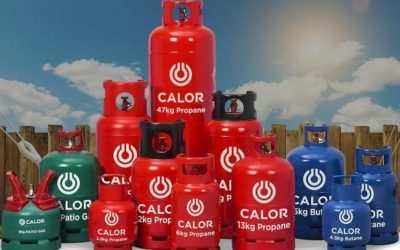 Barlows Agri Are Calor Gas Stockists