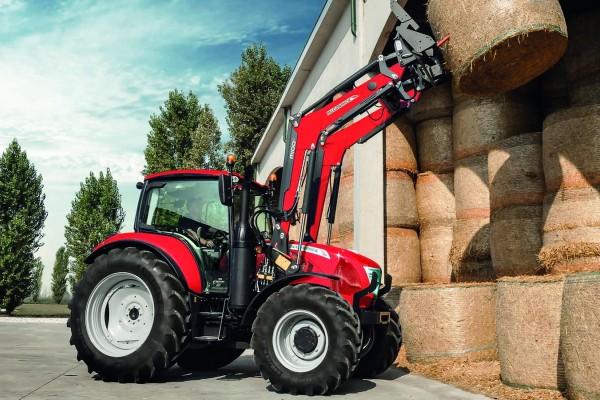 McCormick X6 Series tractor